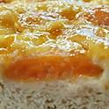 Aprikosenblechkuchen
