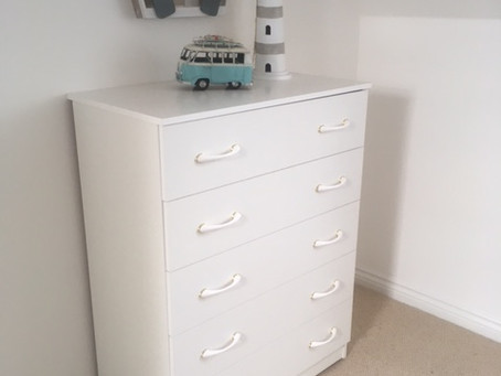 Let's up cycle those drawers!
