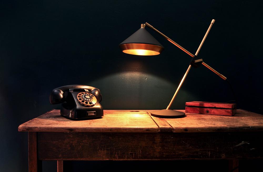 Figure 3  illustrates task lighting, focused lighting to perform desk activites - Image credit The internet retailer