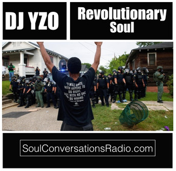 DJ YZO presents Revolutionary Soul the mix tape