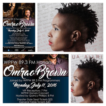 Soul Conversations Radio Akua Allrich and Omrao Brown Interview
