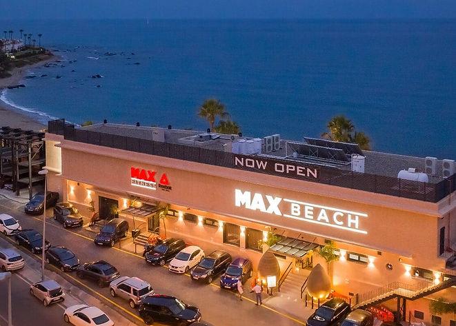 VALET PARKING MAX BEACH MIJAS