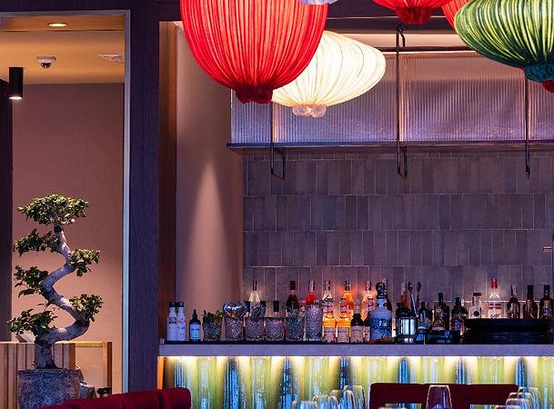 Mao bar interior