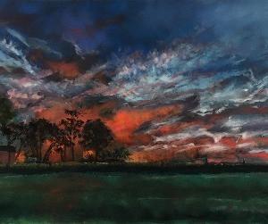Art is Inn Sunset