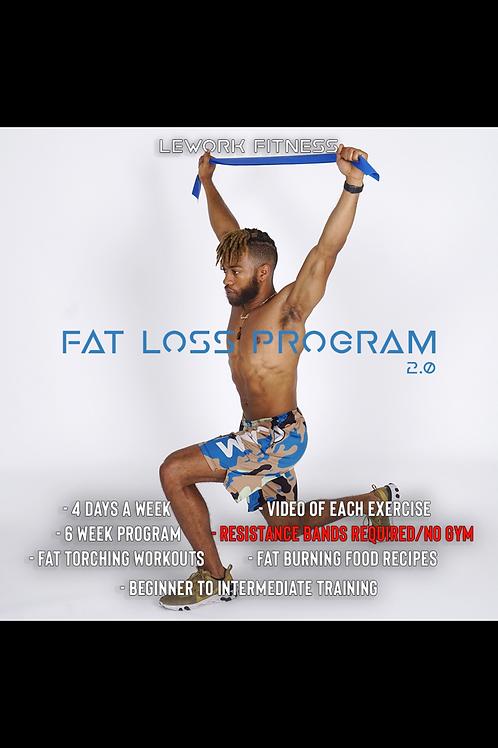 LÉWORK FAT LOSS / TONING PROGRAM VOL 2