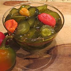 Hot Shot Pickles