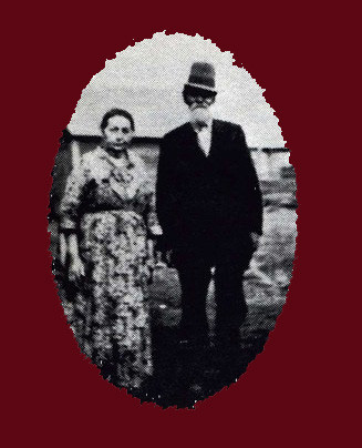 Mary Elizabeth Bolin and James Bluford Coffey