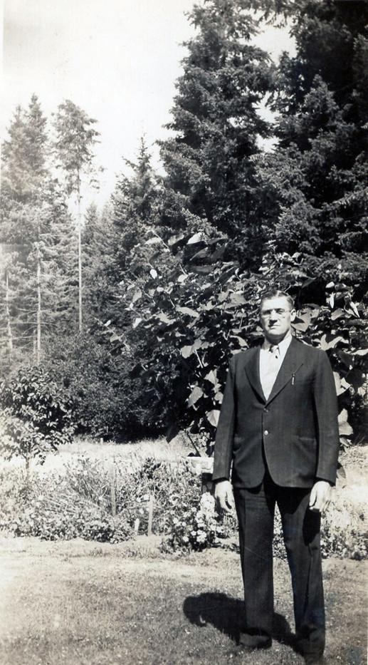 Fredrick Ernest Berger
