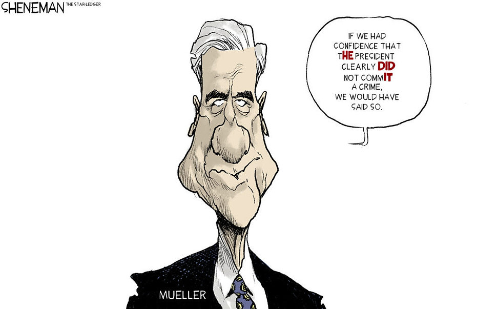 Trump - Mueller Report - He Did It.jpg