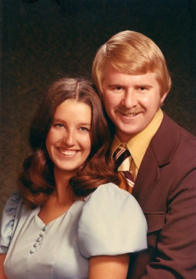 Karen and Steve