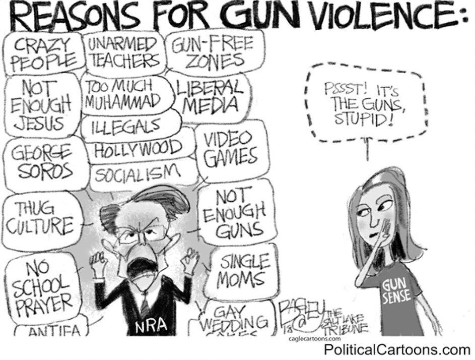 Trump - Guns - Its the Guns Stupid.jpg