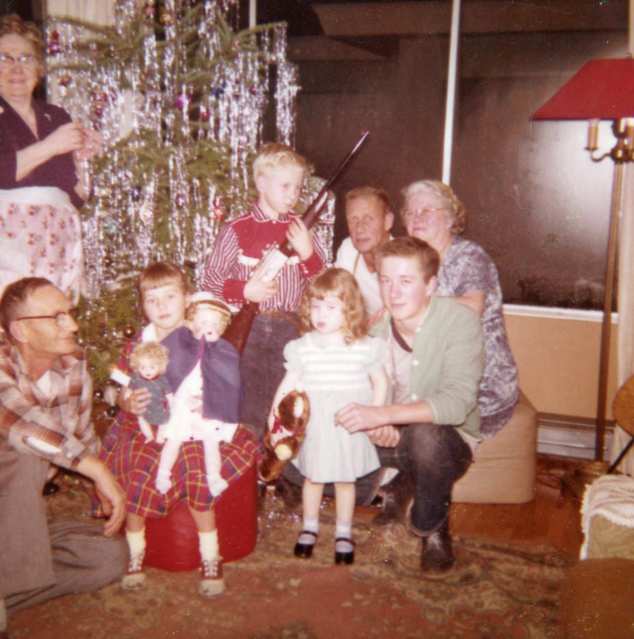 Mary Valanta, Linc, Susan, Dick (Stephen