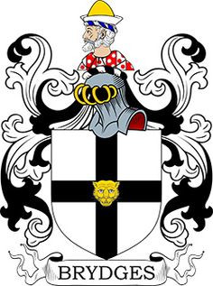 Brydges - Coat of Arms