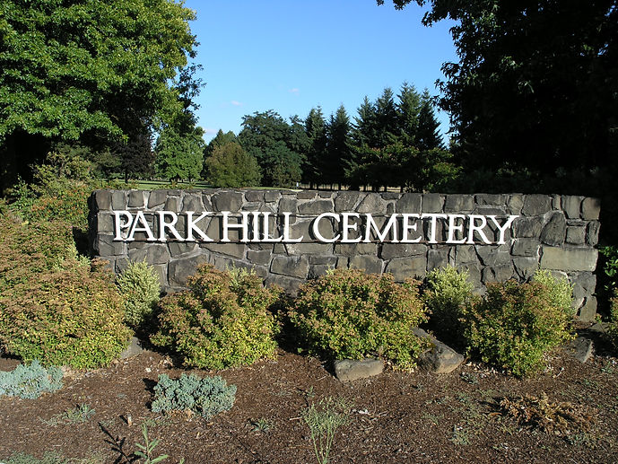 Park Hill Cemetery, Vancouver, Washingto
