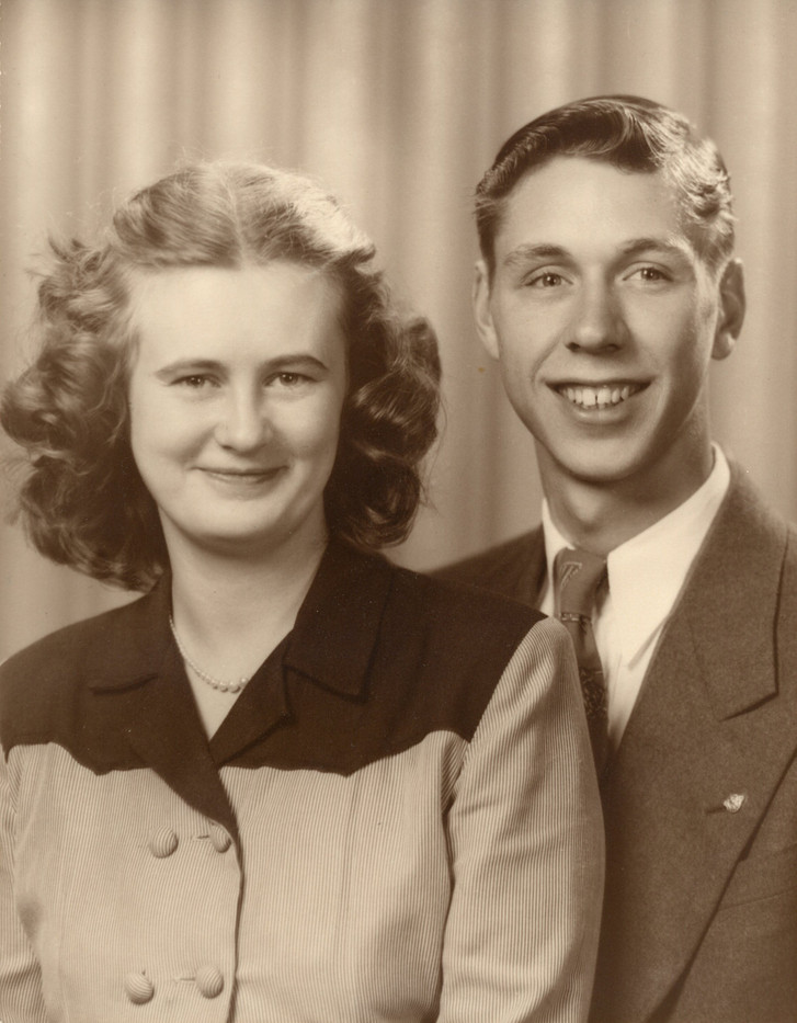 Margaret (Eleanore) McKay and Stephen Richard Fletcher-2