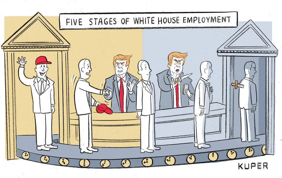 Five Stages of White House  Employment.j