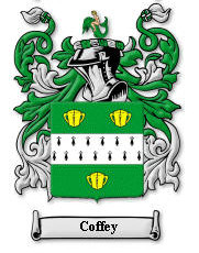 Coffey - Coat of Arms