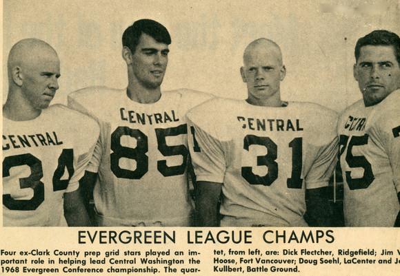 Central Washington University - Football