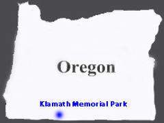 State-of-Oregon - Klamath Memorial Park