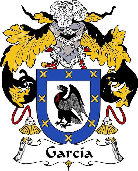 Coat of Arms, Garcia