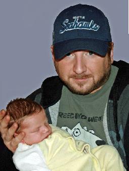 Stephen Jay & Corrin Stephen - Dec 2007.