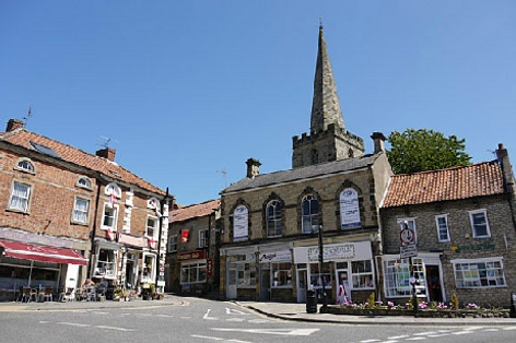 Town View - Pickering, York, England.png
