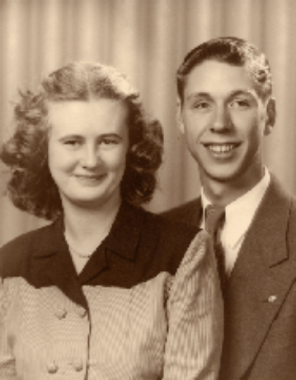 Margaret Marie and Stephen Richard - 194
