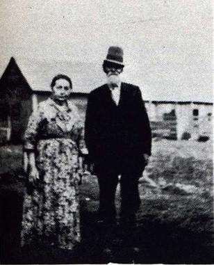 Mary Elizabeth Bolin & James Bluford Coffey