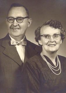 Raymond Stanfield Coffey & Wife