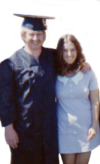 CWU Graduation 1973