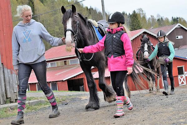 Nordmarka Rideskole ridekurs