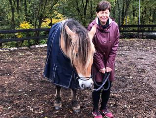 Magi i luften når man har (bakke)kontakt med hesten