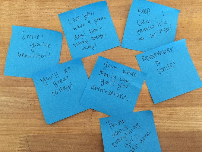 What Resonated This Week: The Power of Post-it® Notes