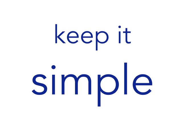 What Resonated This Week: Keeping It Simple