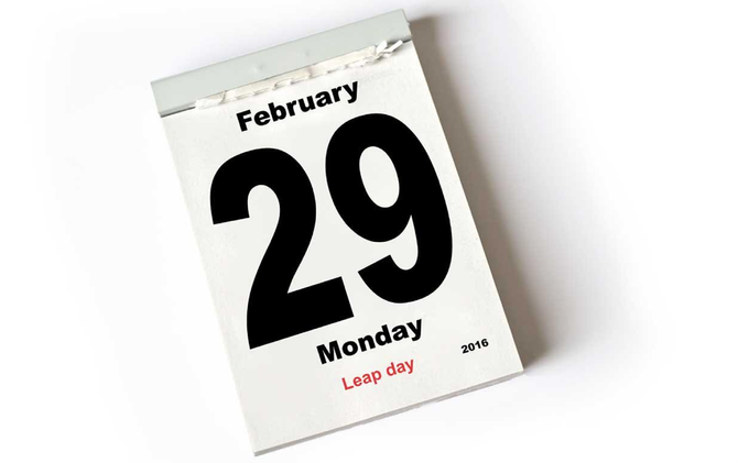 What If You Had A Leap Day Every Month?