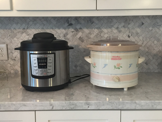 Are you an Instant Pot® or a Crock Pot®?