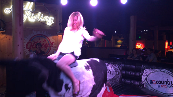 What Taking On A Mechanical Bull Reminded Me About Business