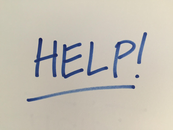 What Resonated This Week: Finding The Courage to Ask For Help