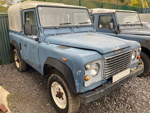 1989 Land Rover 90 Pick Up Petrol