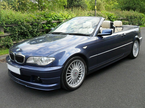 2004 BMW Alpina B3s 3.4