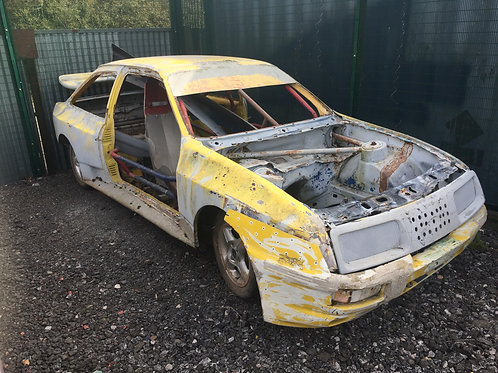 Ford Sierra Motorsport Shell 3 Door