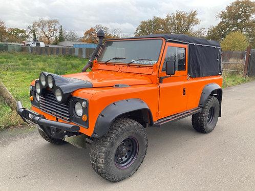 Land Rover V8 Hybrid