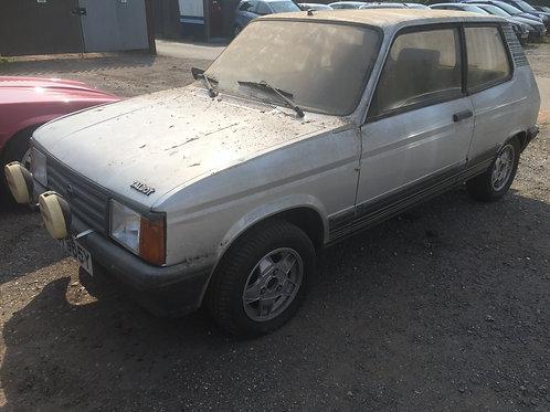 1982 Talbot Samba 1.4 GLS