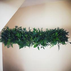 Hanging Foliage Hoop