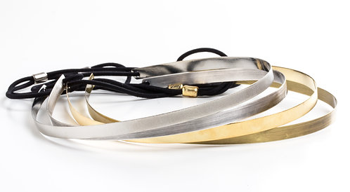 Uptown Thin Metal Headband
