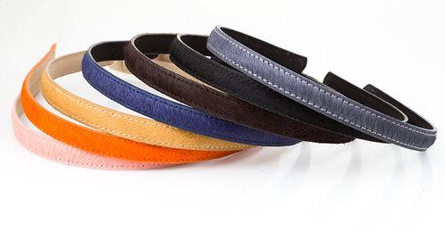 London Leather Headbands