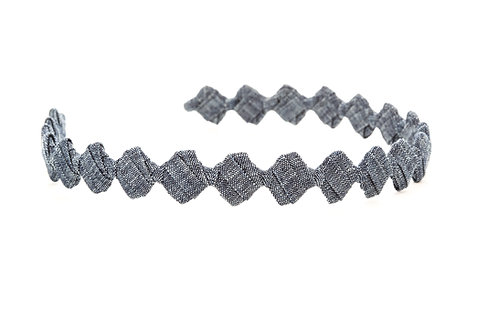 Lea Diamond Wired Fabric HB