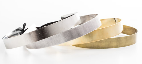 Uptown Wide Metal Headband