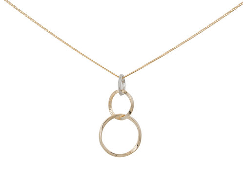 Queen of the Rings Necklace