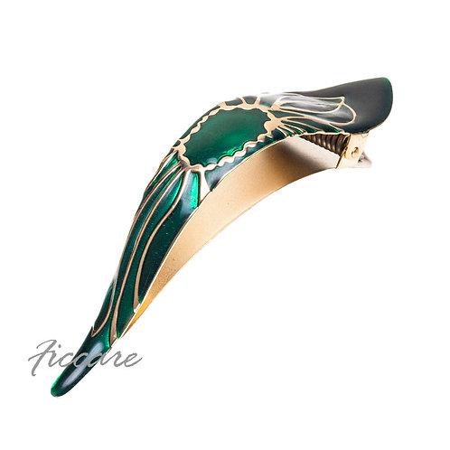 Maximas Lotus Jewel Emerald
